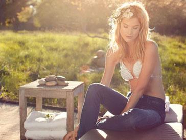 Бренд Wrangler выпустил яркую коллекцию денима сезона весна-лето 2013