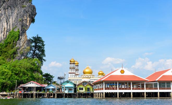 Шесть нетривиальных мест в Таиланде, от которых захватывает дух