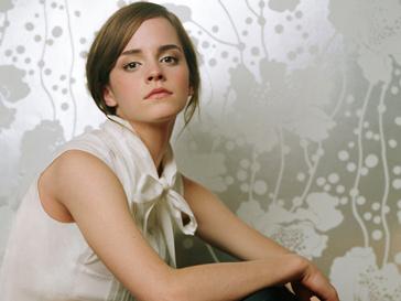 Эмму Уотсон (Emma Watson) дразнили студенты