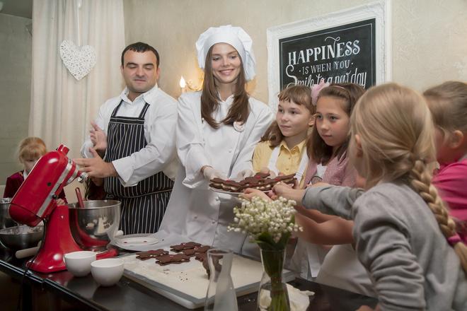 «Шоколадный Teddy» от Лизы Боярской