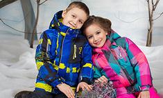 Детская мода: готовимся к яркой зиме!