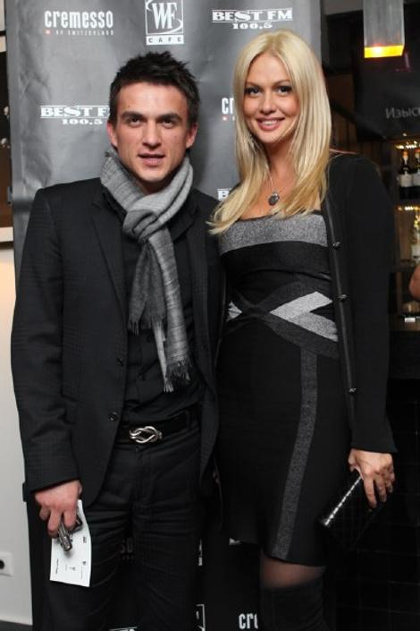 Влад Топалов и Виктория Лопырева