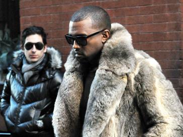Канье Уэст (Kanye West) покажет вторую коллекцию 6 марта в рамках Недели моды в Париже