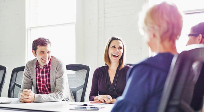 Надо ли говорить с начальником о личном?