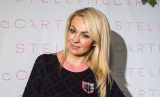 Российские звезды на открытии бутика Stella McCartney