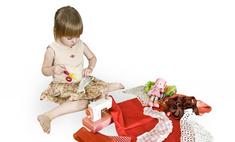 Учимся шить куклам: платья для Барби