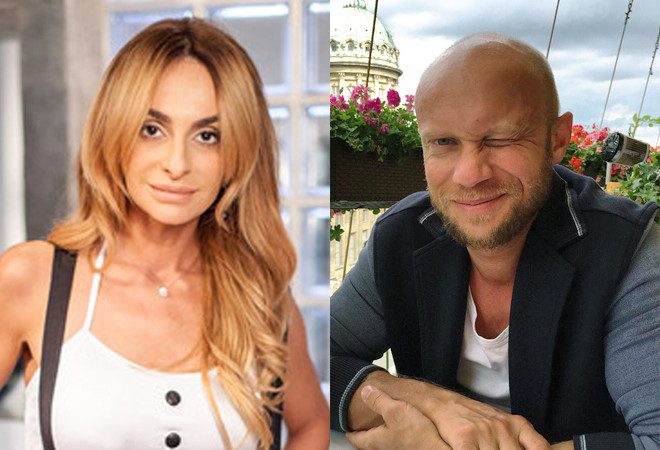 Екатерина Варнава и Дмитрий Хрусталев фото