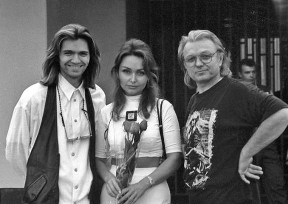 Дмитрий Маликов, Инна Маликова и Юрий Маликов