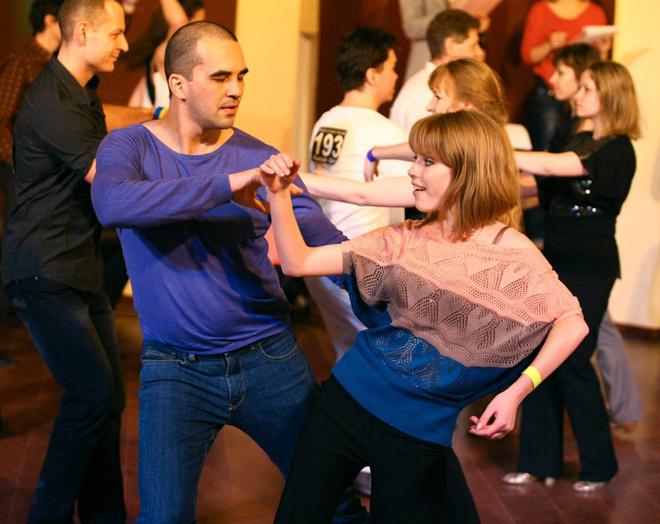 Танцы Саратов
