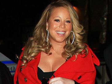 Мэрайа Кэри (Mariah Carey) беременна в первый раз и ждет сразу двойню от своего супруга Ника Кэннона (Nick Cannon)