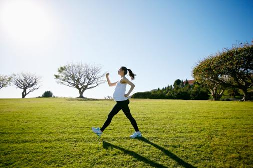 беременность и фитнес