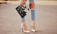 Обувь на все лето: модные советы от Саши Федоровой
