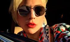 Леди Гага разделась для обложки журнала
