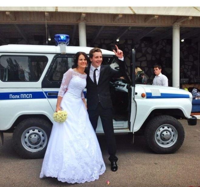 Базанов и его жена