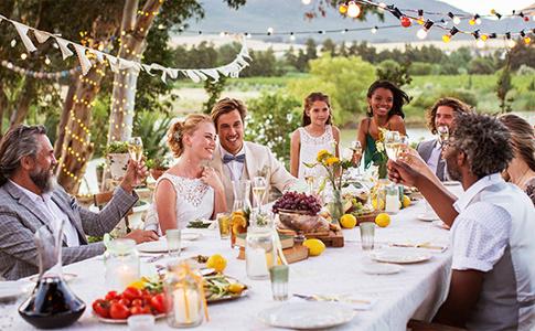 5 свадебных идей, которые всем надоели