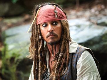 «Пираты Карибского моря-4» заняли 7 место в рейтинге фильмов-миллиардеров