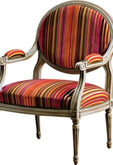 Стиль кресла
