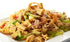 Готовим вкусные блюда из соевой спаржи
