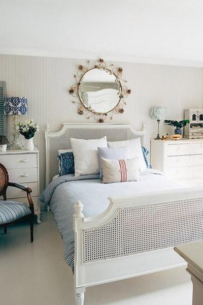 Спальня романтическая, в стиле «романтизм»