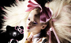 M.A.C+ Hello Kitty = коллекция макияжа