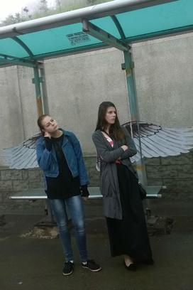 Свои ангелы появились и во Владивостоке