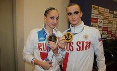 Единственный в России: Александр Мальцев стал первым чемпионом мира в синхронном плавании