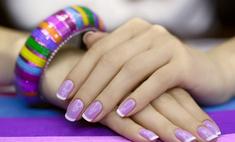 Ах, какие ручки: роскошные ногти за один день