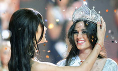 Для «Мисс Россия» сшили уникальное платье