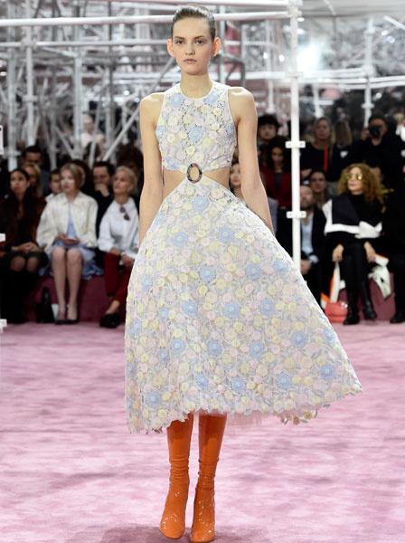 Christian Dior, весна-лето 2015