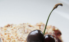 Запеканка с ягодами: мастер-класс