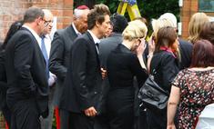 В Лондоне состоялись похороны Эми Уайнхаус