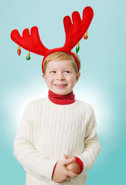 Новогодние костюмы детям своими руками
