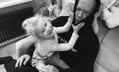 Милота дня: Федор Бондарчук с внучкой Маргаритой