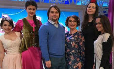 Сябитова нашла сыну невесту на шоу «Давай поженимся»
