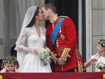 Принц Уильям (Prince William) и Кейт Миддлтон (Kate Middleton) уехали в свадебное путешествие