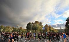 Бегущая Москва: в столице пройдет марафон мирового уровня