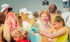 Яркая жизнь: фоторепортаж с фестиваля красок в Пензе!