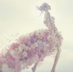 Платье невесты: 5 идей для создания фантастического образа