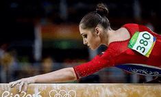 «Золотая» Мустафина: «Все, что я сделала на Олимпиаде, – для России!»