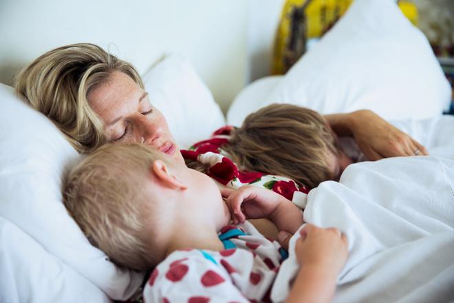 усталость мам от детей