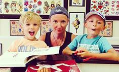Диана Арбенина: «Своим детям я желаю много трудностей»