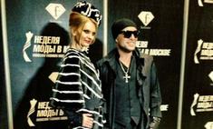 Елена Кулецкая появилась на модном показе в образе Бардо