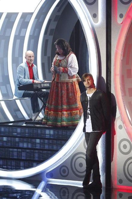 Песню Юрия оценивали Дмитрий Колдун и Надежда Бабкина