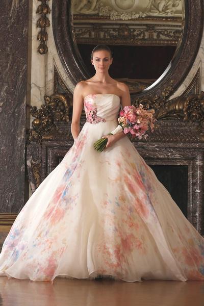 Свадебные платья 2015 2