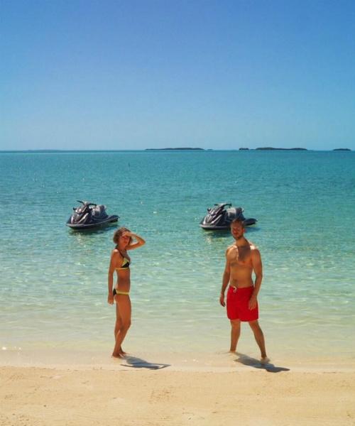 Влюблены: Тэйлор Свифт и Келвин Харрис на отдыхе