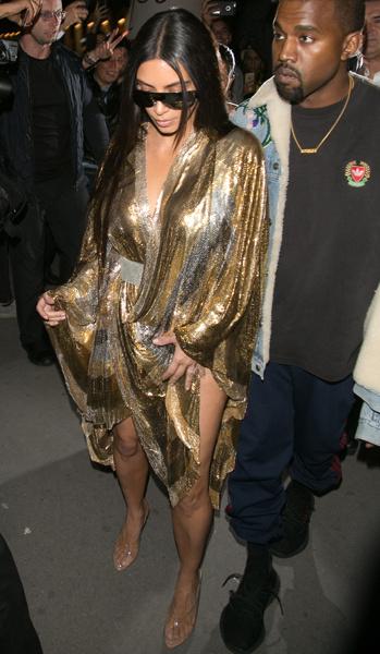 Ким Кардашьян: фото