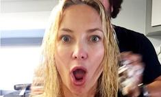 Кейт Хадсон подстриглась ради роли