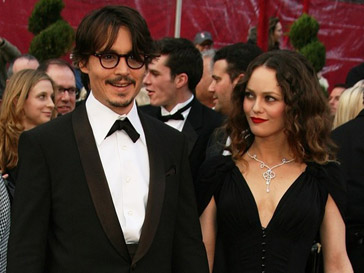 Джонни Депп (Johne Depp) и Ванесса Паради (Vanessa Paradis) так и не успели стать мужем и женой.