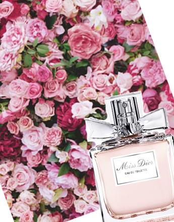 Новый аромат Miss Dior Eau De Toilette