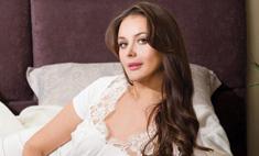 Оксана Федорова снялась в «пижамной» фотосессии